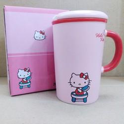 Quà lưu niệm , cốc sứ , ly, tách Hello Kitty