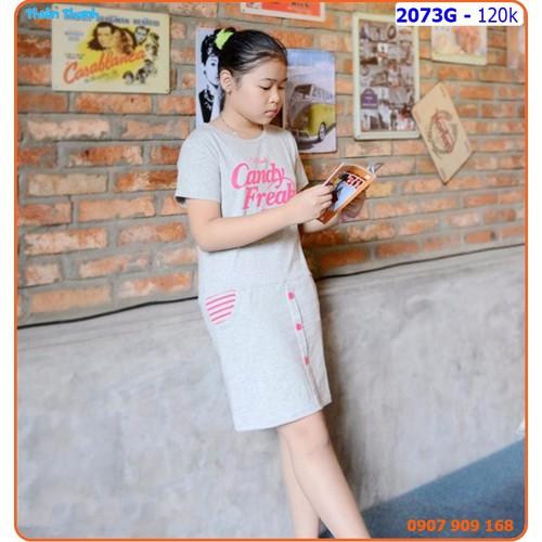 Đầm thun thể thao Candy hiện đại và mát mẽ ngày hè - 2073