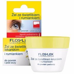 Gel với chiết xuất Hoa Cúc dành cho mắt thâm quầng và bọng mắt 10g