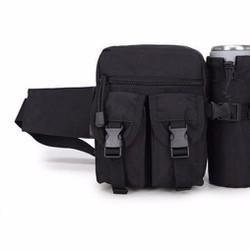 Túi bao tử - túi đeo bụng nhiều ngăn