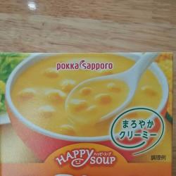 Soup bắp Pokka