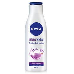 Sữa Dưỡng Thể Trắng Da Nivea Collagen Ban Đêm 250ml
