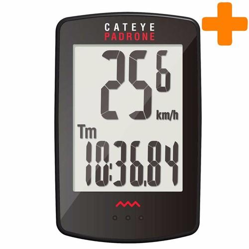 Đồng hồ Cateye Padrone Plus - Có đèn nền