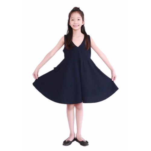 Đầm xòe dễ thương cho bé - Xanh Đen - CIRINO - 4169188 , 4979407 , 15_4979407 , 185000 , Dam-xoe-de-thuong-cho-be-Xanh-Den-CIRINO-15_4979407 , sendo.vn , Đầm xòe dễ thương cho bé - Xanh Đen - CIRINO
