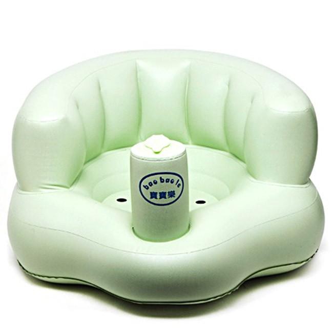 Ghế hơi tập ngồi cho bé bơm tự động 3