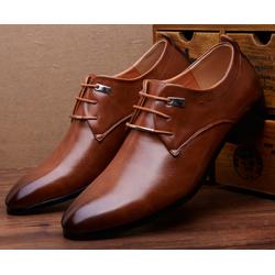 Giày da thời trang -trẻ trung