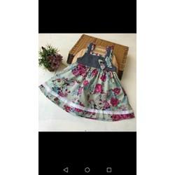 Váy hoa xinh xắn 115k