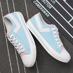 HÀNG CAO CẤP LOẠI 1- Giày thể thao phối màu