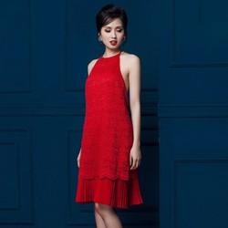 Đầm Ren Yếm Lai Dún
