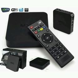 Box Android MQX biến TV thường thành TV thông minh