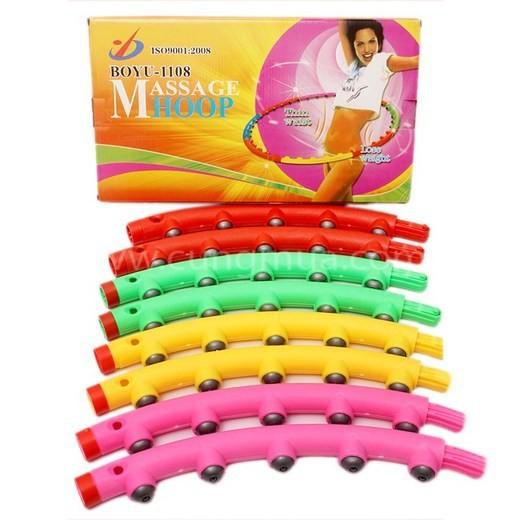Vòng lắc giảm eo Massage Hoop 3