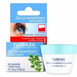 Gel cho vùng da mí mắt bị đau và mệt mỏi Floslek 10g