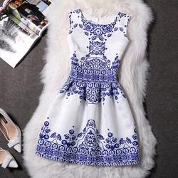 Đầm nữ thời trang kiểu dáng mới nữ tính trẻ trung