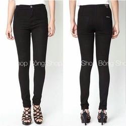 Quần jean skinny lưng cao