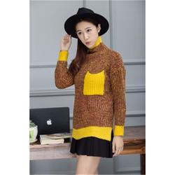 Áo len nữ thời trang, t thoải mái trẻ trung, phong cách Hàn-H24