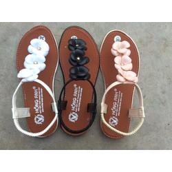 giày sandal xỏ ngón nữ thời trang
