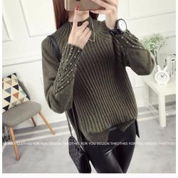 Áo len nữ thời trang phong cách hàn quốc - 339336