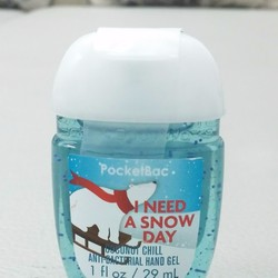 Gel Rửa Tay Khô Bath Body Works I Nedd A Snow Day  Hand Gel 29ml