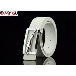 Thắt lưng thời trang phong cách TL22 - Màu trắng