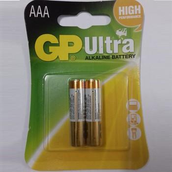 Hộp 10 vỉ pin AAA GP Ultra Alkaline