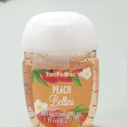 Gel Rửa Tay Khô Bath Body Works Beach Bellini Hand Gel 29ml
