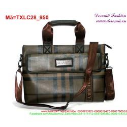 Túi xách laptop sọc BBR phong cách trẻ trung sành điệu TXLC28
