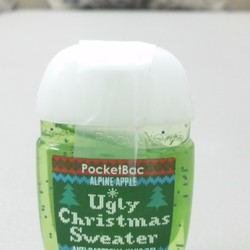 Gel Rửa Tay Khô Bath Body Works Ugly Christmas  Hand Gel 29ml