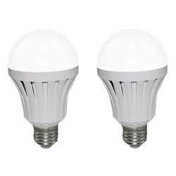 Bộ 2 bóng đèn LED Bulb tích điện thông minh Smartcharge 12W
