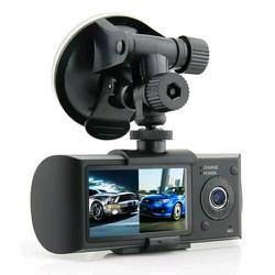 Camera hành trình X3000 R300 tích hợp 2 camera có GPS