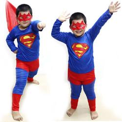 Quần Áo Siêu Nhân Super Man