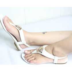 Sandal bệt ngoại cỡ