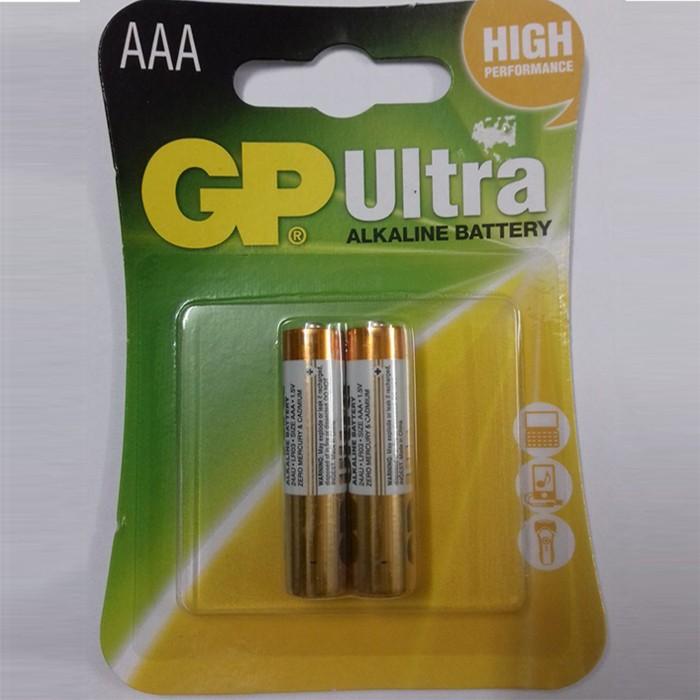 Hộp 10 vỉ pin AAA GP Ultra Alkaline 1