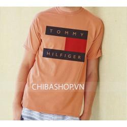 Áo thun nam tay ngắn cổ tròn cotton Chiba Shop