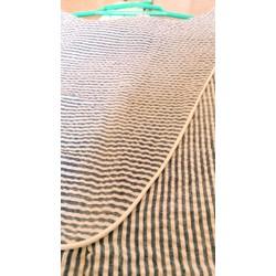 Đầm xếp ly hạ eo hàng Quảng Châu