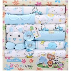 Set quần áo trẻ sơ sinh làm quà tặng RIKA1
