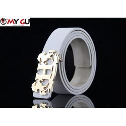 Thắt lưng Song Mã thời trang TL21 - Màu trắng
