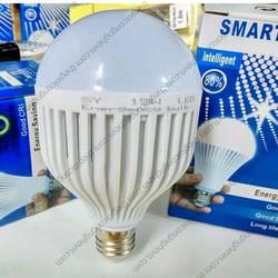 Bộ 2 bóng đèn 15w tích điện smart charger giá rẻ cúp điện vẫn sáng