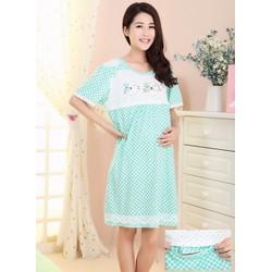 Váy bầu có chỗ cho con bú VB13