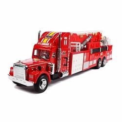 Xe cứu hỏa chay đà