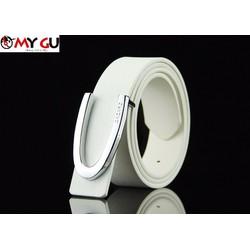 Thắt lưng thời trang phong cách TL19 - Màu trắng