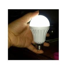 Bộ 2 bóng đèn 12w tích điện smart charger giá rẻ cúp điện vẫn sáng