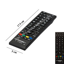 Remote Tivi Toshiba