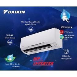 Máy lạnh Daikin 1HP Inverter FTKC25QVMV Gas R22