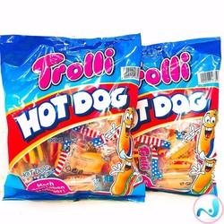 Kẹo dẻo hotdog Trolli - hàng xách tay Đức
