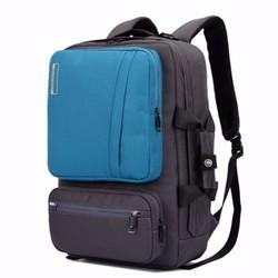 Balo laptop Socko SH-668 đen chính hãng