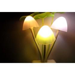 Bộ 2 đèn ngủ hình nấm avatar dễ thương