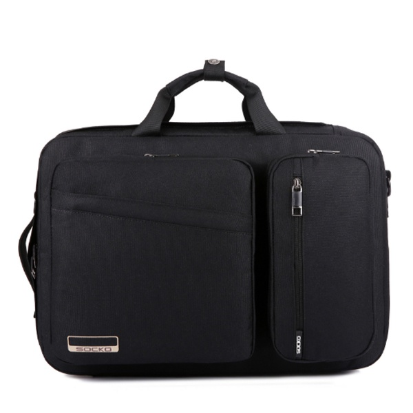 Balo laptop Socko SH-668 đen chính hãng 7
