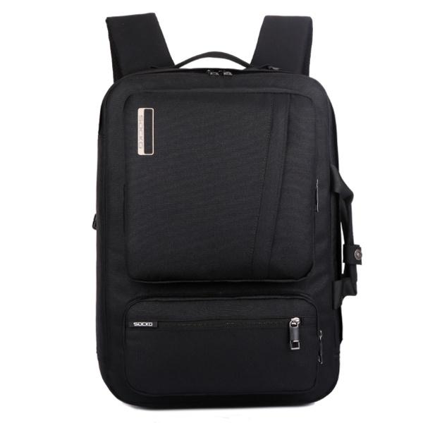 Balo laptop Socko SH-668 đen chính hãng 1