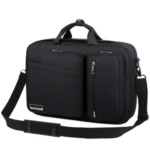 Balo laptop Socko SH-668 đen chính hãng 8