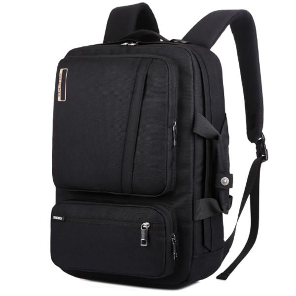 Balo laptop Socko SH-668 đen chính hãng 2